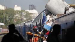 Tai nạn tàu không tin nổi tại Argentina: Vì sao?
