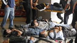 Thảm cảnh tai nạn tàu hỏa rúng động Argentina