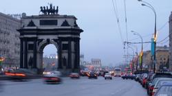 Thuốc nổ cực mạnh đã được đặt trên đại lộ Putin đi qua