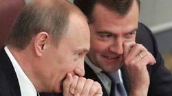 Medvedev–Putin: Bộ đôi quyền lực, bộ đôi bạn bè