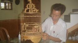 Về làng chuyên xuất khẩu... lồng chim