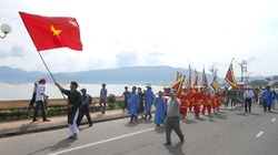 Bình Định: Lễ hội cầu ngư truyền thống