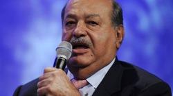 Carlos Slim tiếp tục là người giàu nhất thế giới