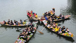 Chùa Hương mừng Khánh đản Bồ Tát Quan Thế Âm 2012