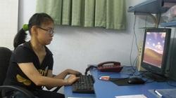 Thiếu nữ vượt bại não để thành SV công nghệ