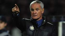 Ranieri: Inter bị loại do thiếu may mắn