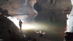 Phát hiện nhiều hang động mới tại Phong Nha - Kẻ Bàng
