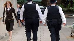 Cảnh sát sẽ bị trừ lương nếu... thừa cân
