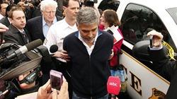 Tài tử George Clooney bị cảnh sát Mỹ bắt