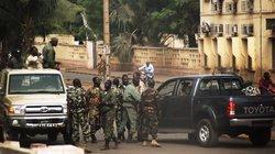 Binh lính Mali nổi loạn trong thủ đô