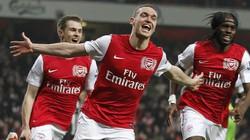 Clip: Xem bàn thắng đưa Arsenal leo vào tốp ba