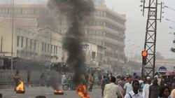 Quân đảo chính Mali cướp phá dinh Tổng thống