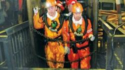 Nổ mỏ than tỉnh Liêu Ninh, 17 thợ mỏ mắc kẹt