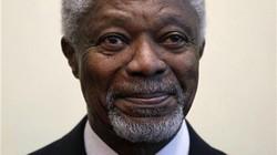 """Kofi Annan """"gọi"""", Syria trả lời"""