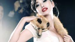 Dọn đường cho tiểu thuyết mới, Lê Kiều Như tung ảnh sexy