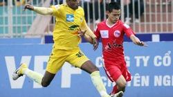 V.Hải Phòng xếp đội sổ lượt đi V-League 2012
