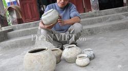 Làm ruộng đào được gốm cổ nghìn năm