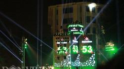 Cùng nhìn lại thời khắc đếm ngược đón 2013 rực rỡ tại Hà Nội