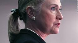 Bà Hillary Clinton bị cục máu đông ở đầu