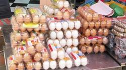 Có nhầm lẫn trong thu phí kiểm dịch trứng