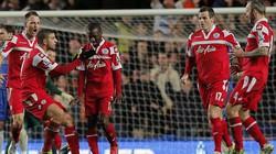 Ngay đầu năm, Chelsea thua sốc QPR