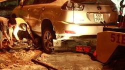 Khởi tố lái xe Lexus tông chết 2 cha con
