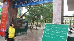 Hàng ngàn học sinh Hà Nội nghỉ học vì rét