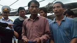 Cứu tàu cá cùng 7 ngư dân bị nạn trên biển