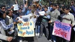 Ấn Độ - Pakistan dậy sóng vì Kashmir