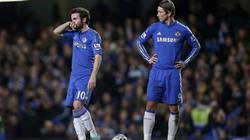 "Chelsea-Swansea (0-2): ""Tội đồ"" Branislav Ivanovic"