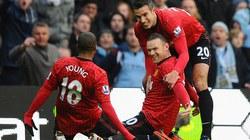 M.U: Van Persie sẵn sàng, còn Rooney thì không