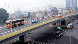 Hà Nội: Chi 300 tỷ đồng xây cầu vượt vĩnh cửu