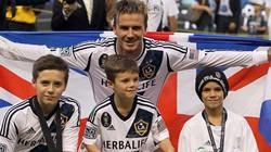 Anzhi không hứng thú với Beckham