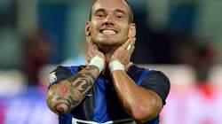 Galatasaray từ bỏ thương vụ Sneijder
