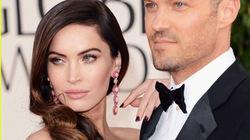 """Megan Fox khoe dáng """"cong vút"""" bên chồng"""
