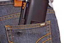 Mới và lạ: Túi đựng iPhone chống cướp giật