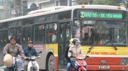 Sẽ tăng cường 68 xe buýt/ngày phục vụ Tết