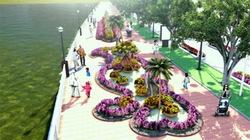 """Đường hoa """"rắn hổ"""" 17 tỷ đồng ở Đà Nẵng trông thế nào?"""
