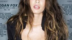 Sau sinh, Megan Fox vẫn đầy nóng bỏng