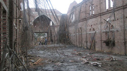 Lời kể của người thoát chết trong vụ sập mái nhà thờ