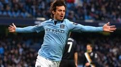 "Man City-Fulham (2-0): ""Người hùng"" David Silva"