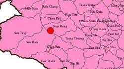 Động đất tại Thanh Hoá, dân nghe thấy tiếng nổ