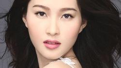 Hoa hậu Thu Thảo đẹp thanh khiết như sương mai