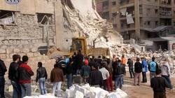 Nga điều máy bay sơ tán công dân ở Syria