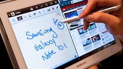 Samsung tung Galaxy Note 8 để đấu với iPad Mini
