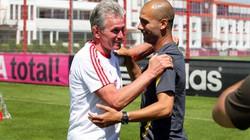 """Pep Guardiola chưa đến, HLV Bayern đã """"khó ở"""""""