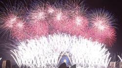 Thế giới ngợp pháo hoa, tưng bừng đón năm mới 2014