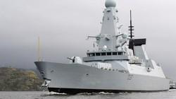 Hải quân Anh ra mắt tàu khu trục hiện đại nhất