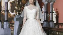 Bộ sưu tập váy cưới xuân hè đẹp hoàn hảo