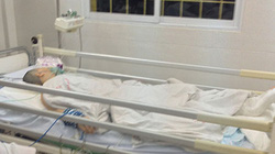 Khó nối lại chi cho bệnh nhân bị cắt chân tại BV Xanh-Pôn